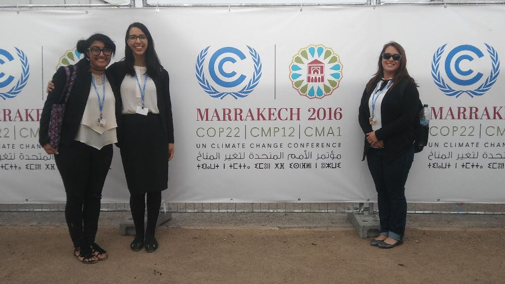 Climate Change - Marrakech, Morocco