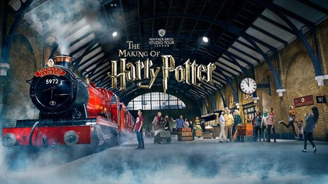 Harry Potter Studios - London