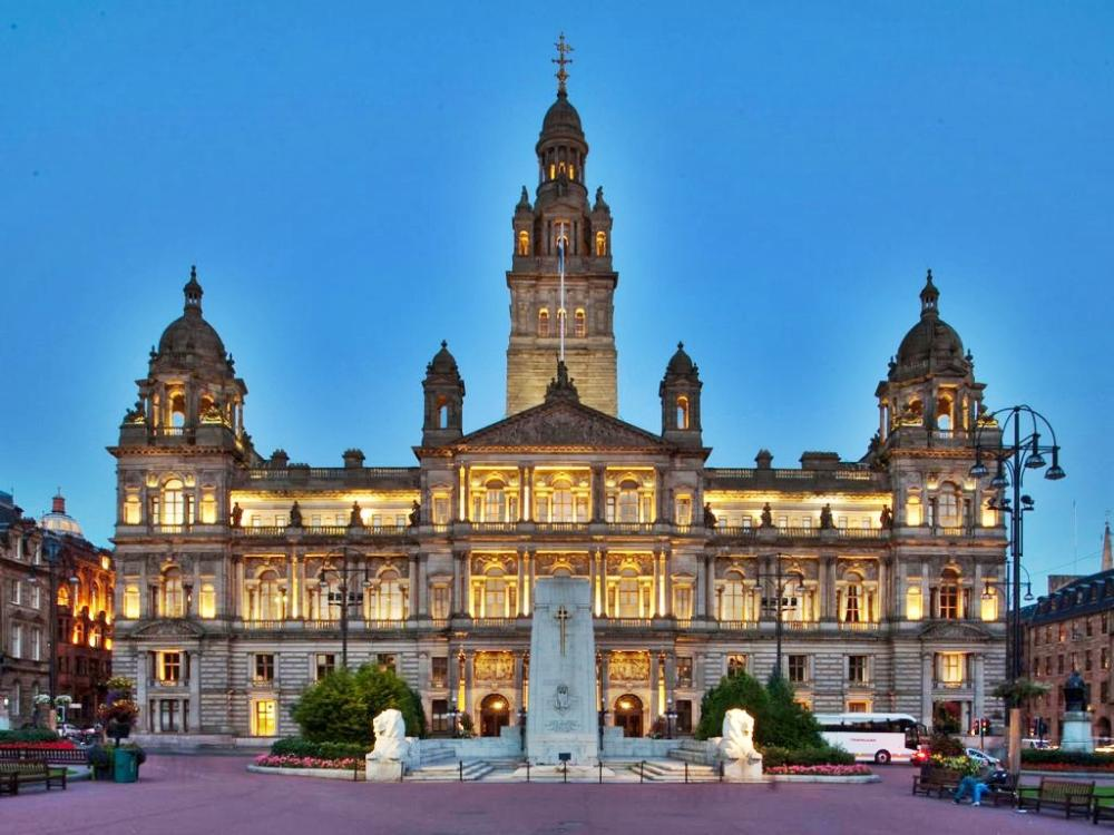 Glagow City Chambers