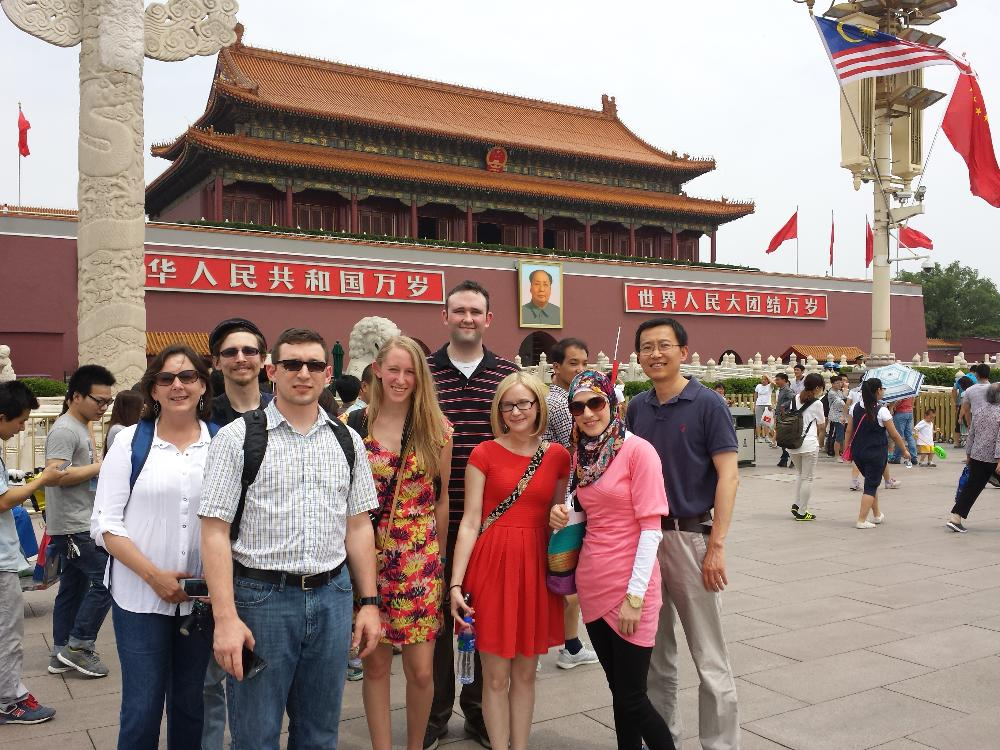 Audiology Students in China